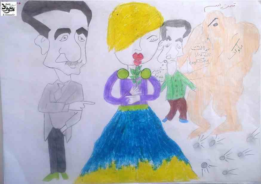 مسابقه نقاشی بهمن 91 (7)