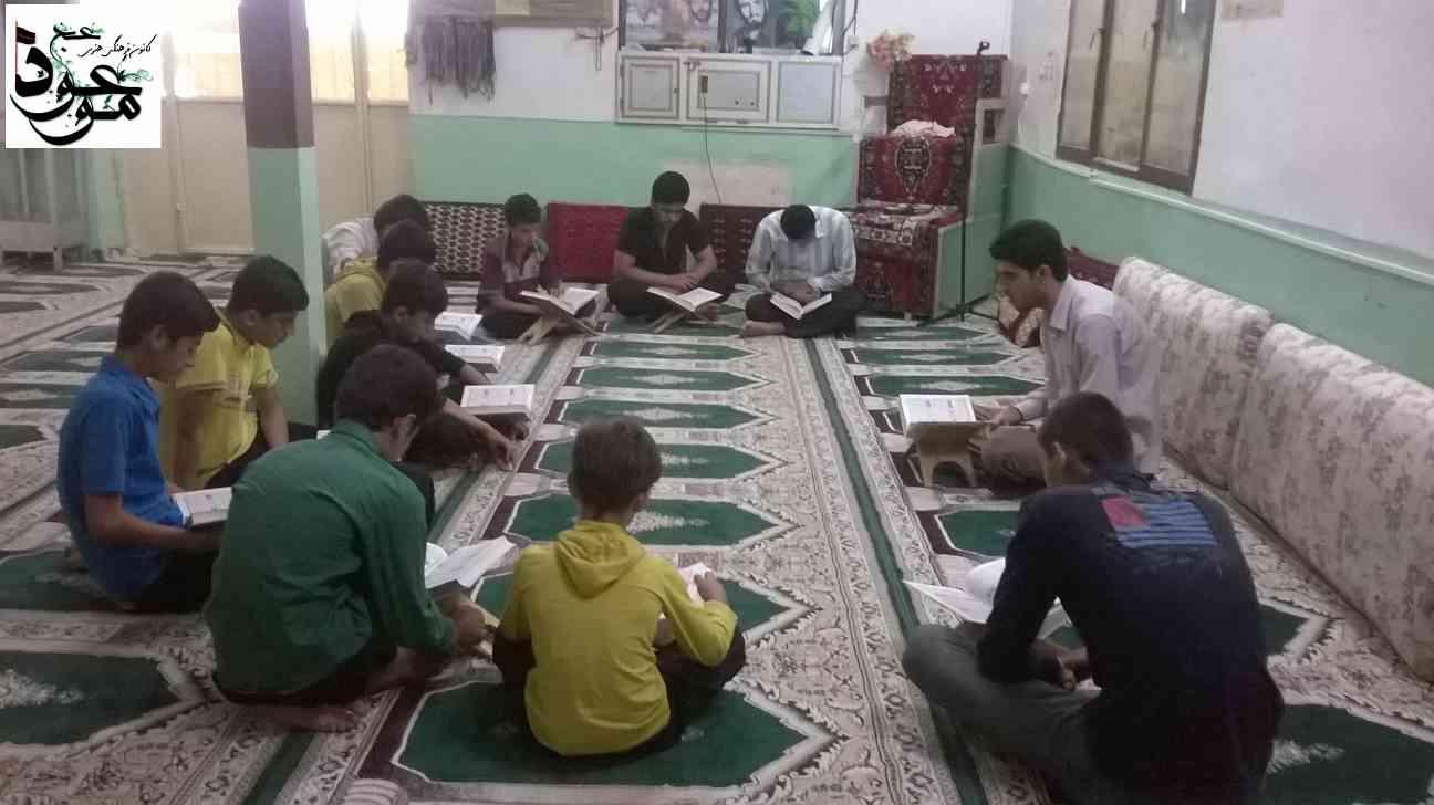 کلاس روان خوانی و صوت قرآن
